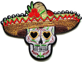 SOMBRERO SCHEDEL PATCH