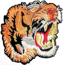 TIGER HEAD XL PATCH