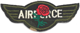 ARMY ROSE PATCH