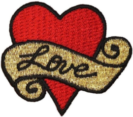 LOVER HEART PATCH