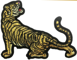 TIJGER XL PATCH