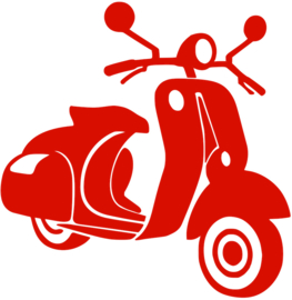 SCOOTER STRIJKAPPLICATIE