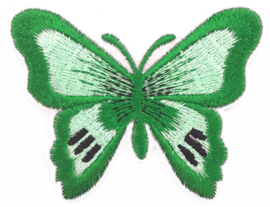GREEN BUTTERFLY PATCH