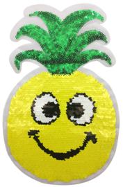 REVERSIBLE ANANAS XXL PATCH