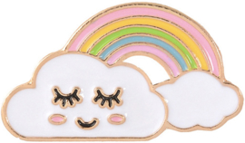 REGENBOGEN CLOUD PIN