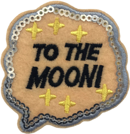 TO THE MOON PATCH