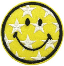 SMILEY STERREN PATCH