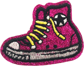 ALL STAR ROZE GLITTER PATCH