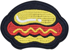 BROODJE HOTDOG PATCH