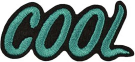 COOL PATCH TURQUOISE