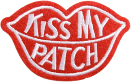KISS MY PATCH