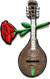 RED ROSE GUITAR PATCH