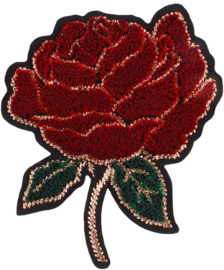 RED ROSE 3D XL PATCH