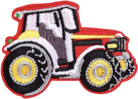 RODE TRACTOR PATCH