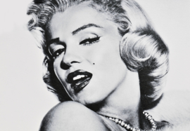 MARILYN MONROE STRIJKAPPLICATIE