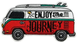 ENJOY THE JOURNEY XL PATCH