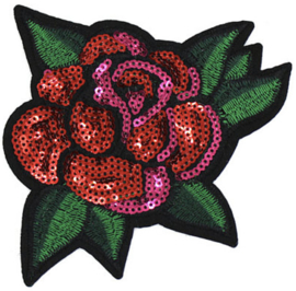FLOWER PAILLET PATCH