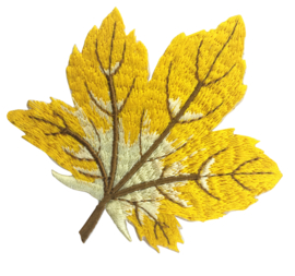YELLOW LEAF PATCH