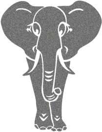 OLIFANT STRIJKAPPLICATIE