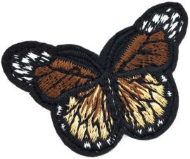 BROWN BUTTERFLY S PATCH