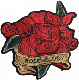 ROSE MELODY PATCH
