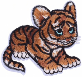 LITTLE TIGER PATCH