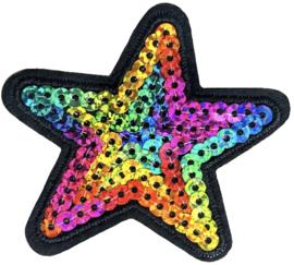 RAINBOW STAR PATCH