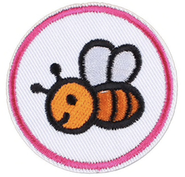 ROUND BEE PATCH