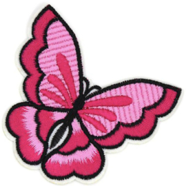 BUTTERFLY PINK PATCH