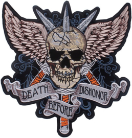 DEATH DISHONOR XXL PATCH