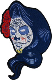 PUNCK ROCK LADY XXL PATCH