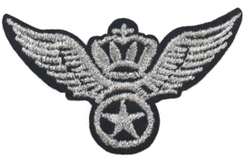 WINGS EMBLEM ARMY PATCH