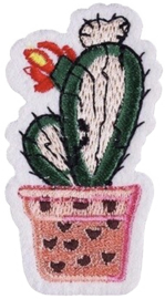 CACTUS IN POT PATCH