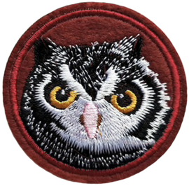 BORDEAUX RONDE UIL PATCH