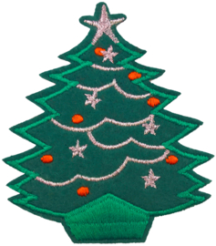 KERSTBOOM PATCH