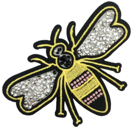 BIENEN STRASS PATCH