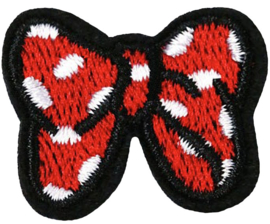MINNIE BOW PATCH