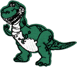 DINOSAURUS CARTOON PATCH