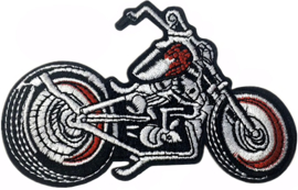 RODE CHOPPER  PATCH