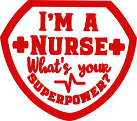NURSE POWER STRIJKAPPLICATIE