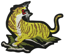 CHINESE TIJGER XL PATCH