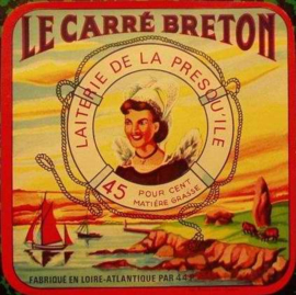 LE CARRE BRETON STRIJKAPPLICATIE