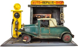 AUTO REPAIR SHOP STRIJKAPPLICATIE