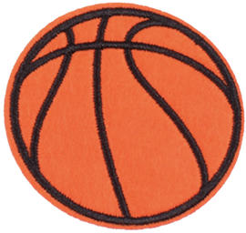 BASKETBAL PATCH