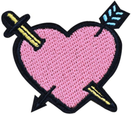 BOUND HEART PATCH