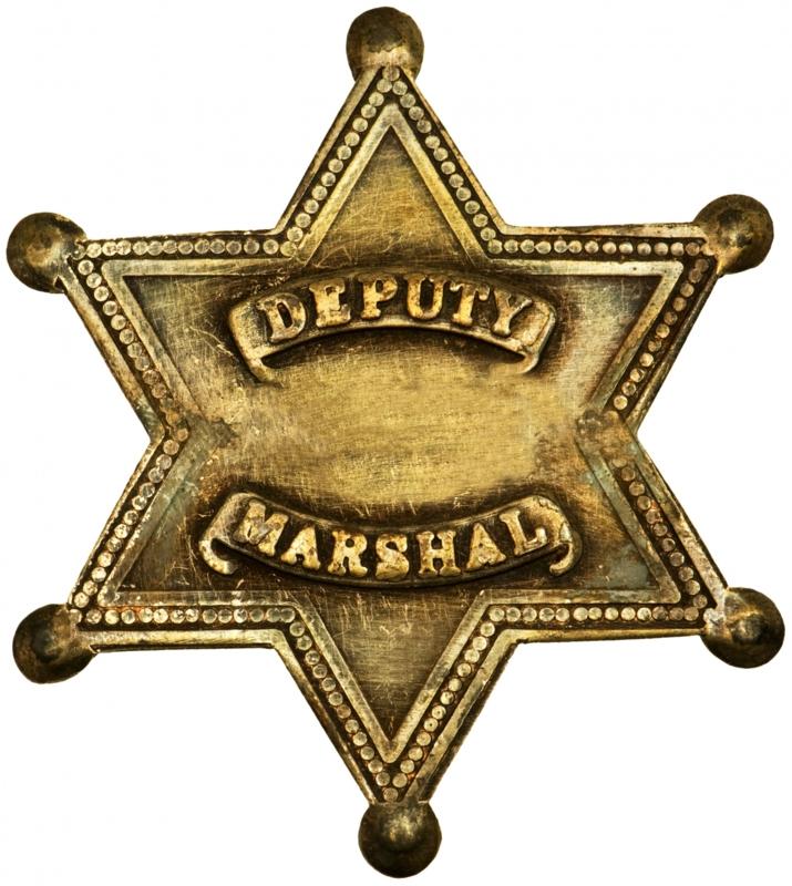 SHERIFF STER STRIJKAPPLICATIE