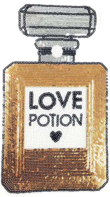 LOVE POTION PATCH
