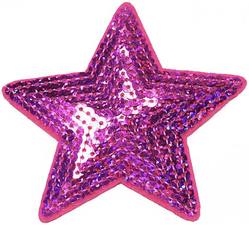 STAR PINK PATCH