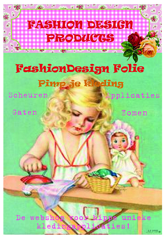 FASHION DESIGN FOLIE TEXTIELLIJM
