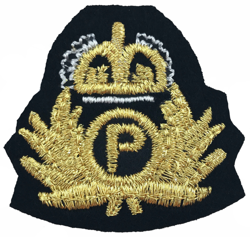 ARMY P PATCH